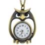 Часы-кулон Сова
