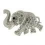 Брошь Индийский слон