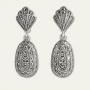 Серьги, серебро 925 проба, арт. C187