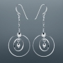 Серьги серебряные арт. ENN0522
