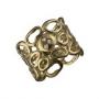 Серебряное кольцо с бриллиантами Hot diamonds, DR099