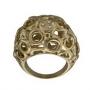 Серебряное кольцо с бриллиантами Hot diamonds, DR097
