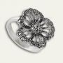 Кольцо, серебро 925 проба, арт. K570