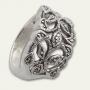 Кольцо, серебро 925 проба, арт. K546