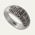 Кольцо, серебро 925 проба, арт. K326