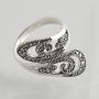Кольцо, серебро 925 проба, арт. K248