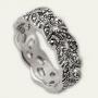 Кольцо, серебро 925 проба, арт. K118