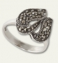 Кольцо, серебро 925 проба, арт. K037