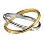Серебряное кольцо с бриллиантом Hot diamonds, арт. GR031