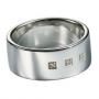 Серебряное кольцо с бриллиантами Hot diamonds. MR021