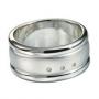 Серебряное кольцо с бриллиантами Hot diamonds. MR002