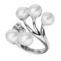 Кольцо из серебра De Luna LUX, DLR23
