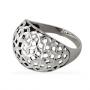 Кольцо из серебра 925 пробы, 11-013
