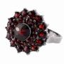 Серебряное кольцо  ZG032004