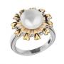Кольцо из серебра De Luna LUX, DLR0743