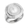 Кольцо из серебра De Luna LUX, DLR0658