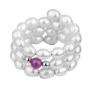 Кольцо из серебра De Luna LUX, DLR0289