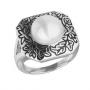 Кольцо из серебра De Luna LUX, DLR0107
