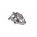 Кольцо из серебра 925 пробы, Х5К1500/2250