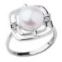 Кольцо из жемчуга Deluna, RS3062PE
