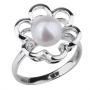 Кольцо из жемчуга Deluna, RS3002PE