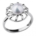 Кольцо из жемчуга Deluna, RS2898PE