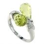 Кольцо из серебра JNS001
