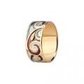 Кольцо Омела из серебра NamfleG ro2059