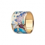 Кольцо Цветы из серебра NamfleG rc2003