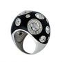 Кольцо из серебра 925 пробы, Х5К1800/2700