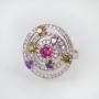 Кольцо, серебро 925 проба, арт. h13k1134_1702