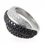 Серебряное кольцо r10398bwz