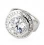 Серебряное кольцо r10205cz