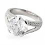 Серебряное кольцо r10321cz