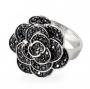 Серебряное кольцо r10538bz