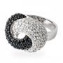 Серебряное кольцо r10438bz