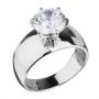 Кольцо из серебра Sandara, SR8158