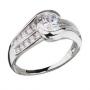 Кольцо из серебра Sandara, SR7844
