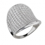 Кольцо из серебра Sandara, SR0740