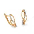 Серьги с бриллиантами, арт: 5311-4038713