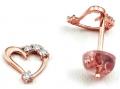 Серьги  с бриллиантами, арт: DED 00121-03