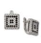 Серьги с бриллиантами, арт: ER4593