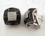 Серьги с бриллиантами, арт: DEA 01335-24