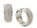 Серьги золотые с бриллиантами, арт: ERT0361