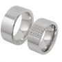 Обручальные кольца с бриллиантами из золота, арт: ТС des21