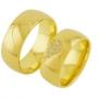 Обручальные кольца с бриллиантами из золота, арт: ТС 3377