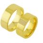 Обручальные кольца с бриллиантами из золота, арт: ТС 3190